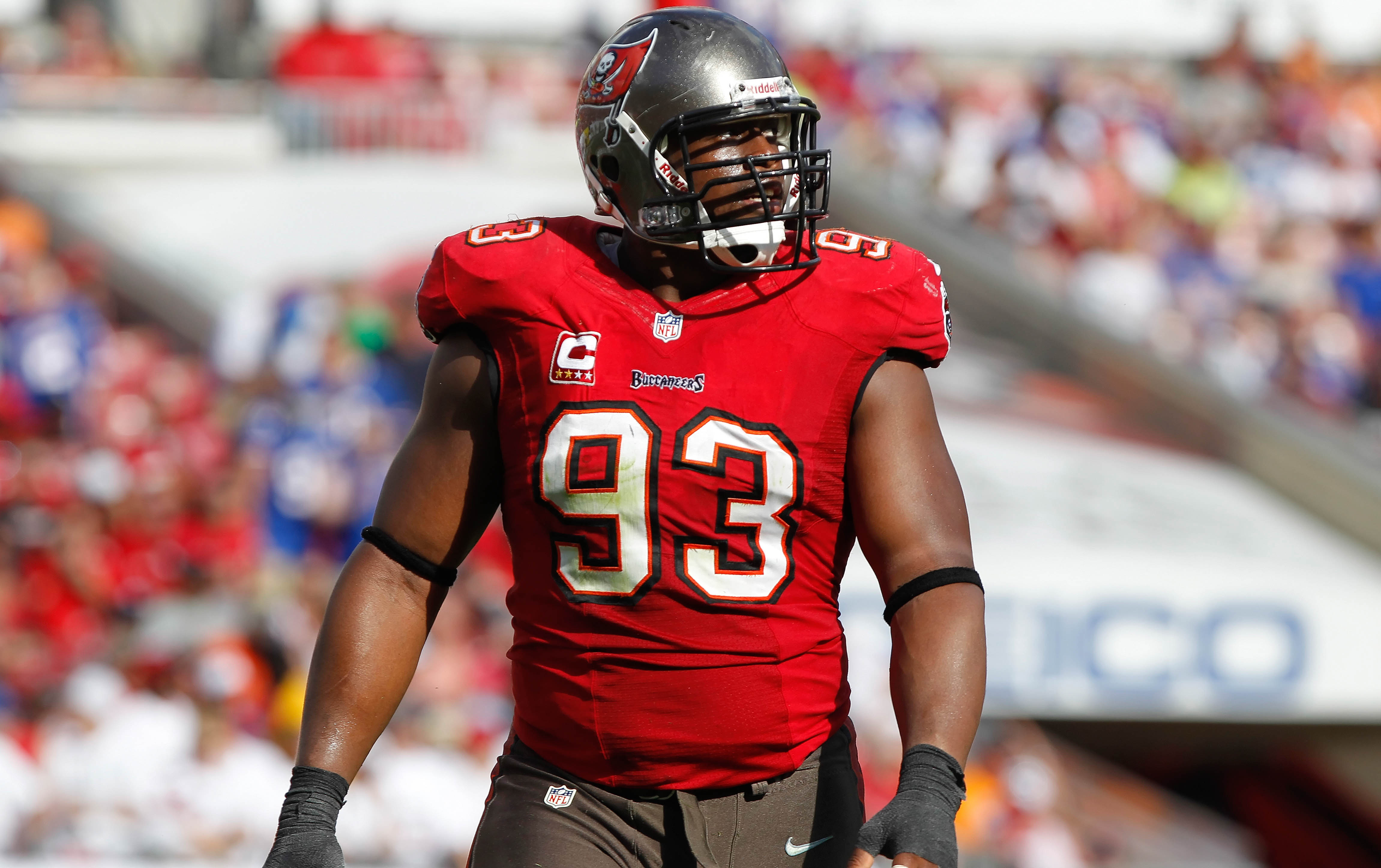 Extension Candidate Gerald McCoy