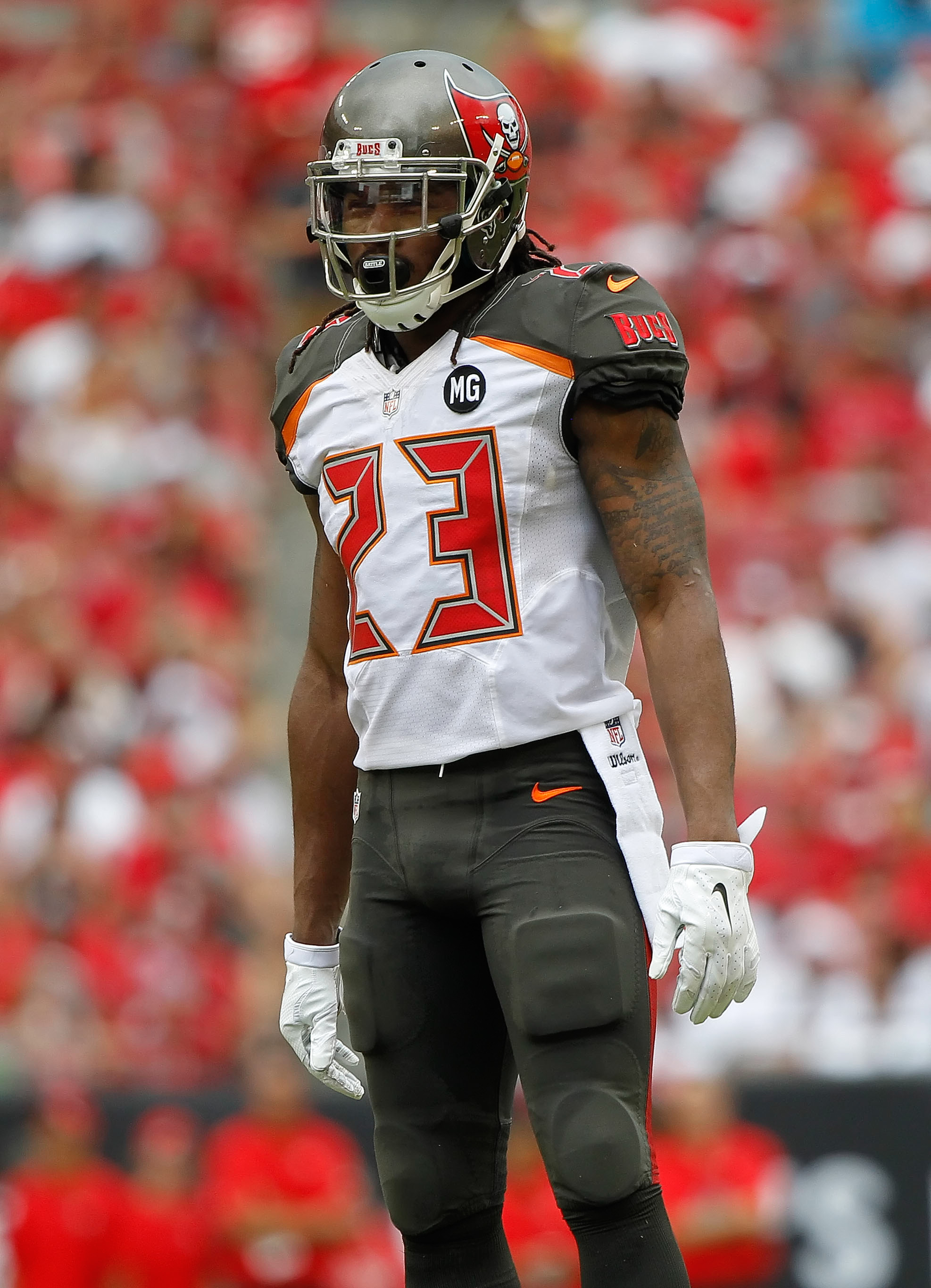 Rams Acquire Mark Barron From Bucs