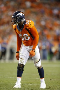 NFL: Indianapolis Colts at Denver Broncos