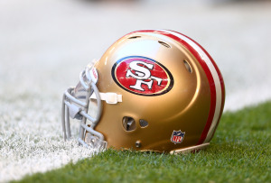 49ers Helmet (Featured)