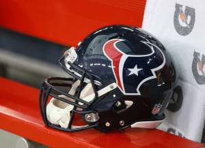 Texans Helmet (Featured)