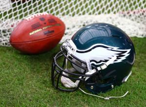 Eagles Helmet (Featured)