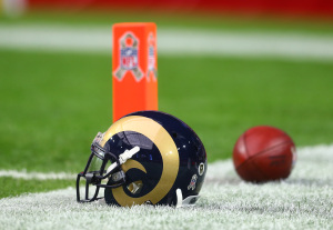 Rams Helmet (Featured)