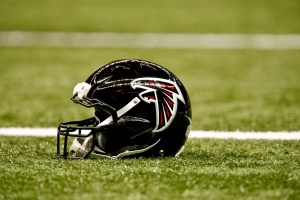 Falcons Helmet (Featured)