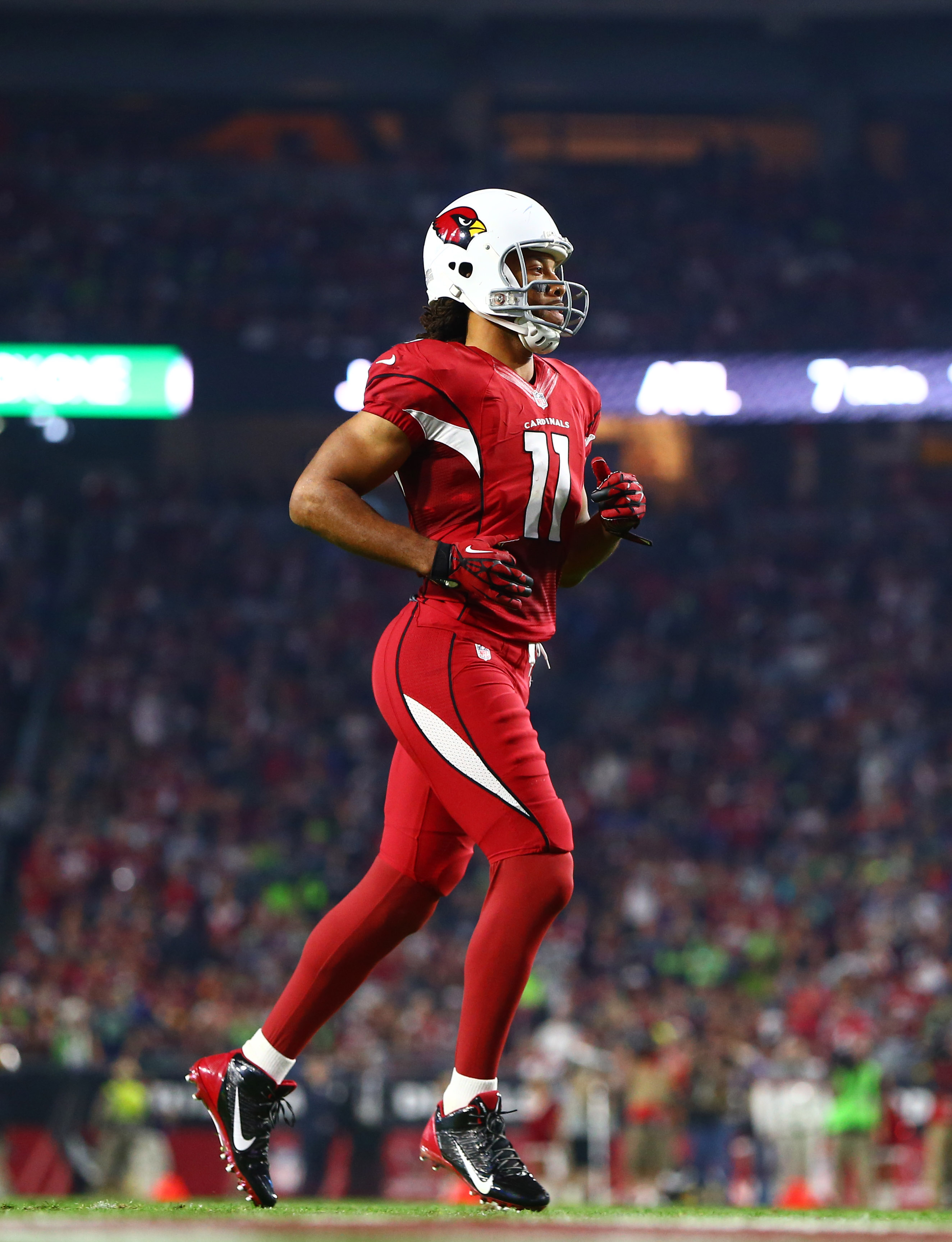 Cardinals Larry Fitzgerald Nearing Extension