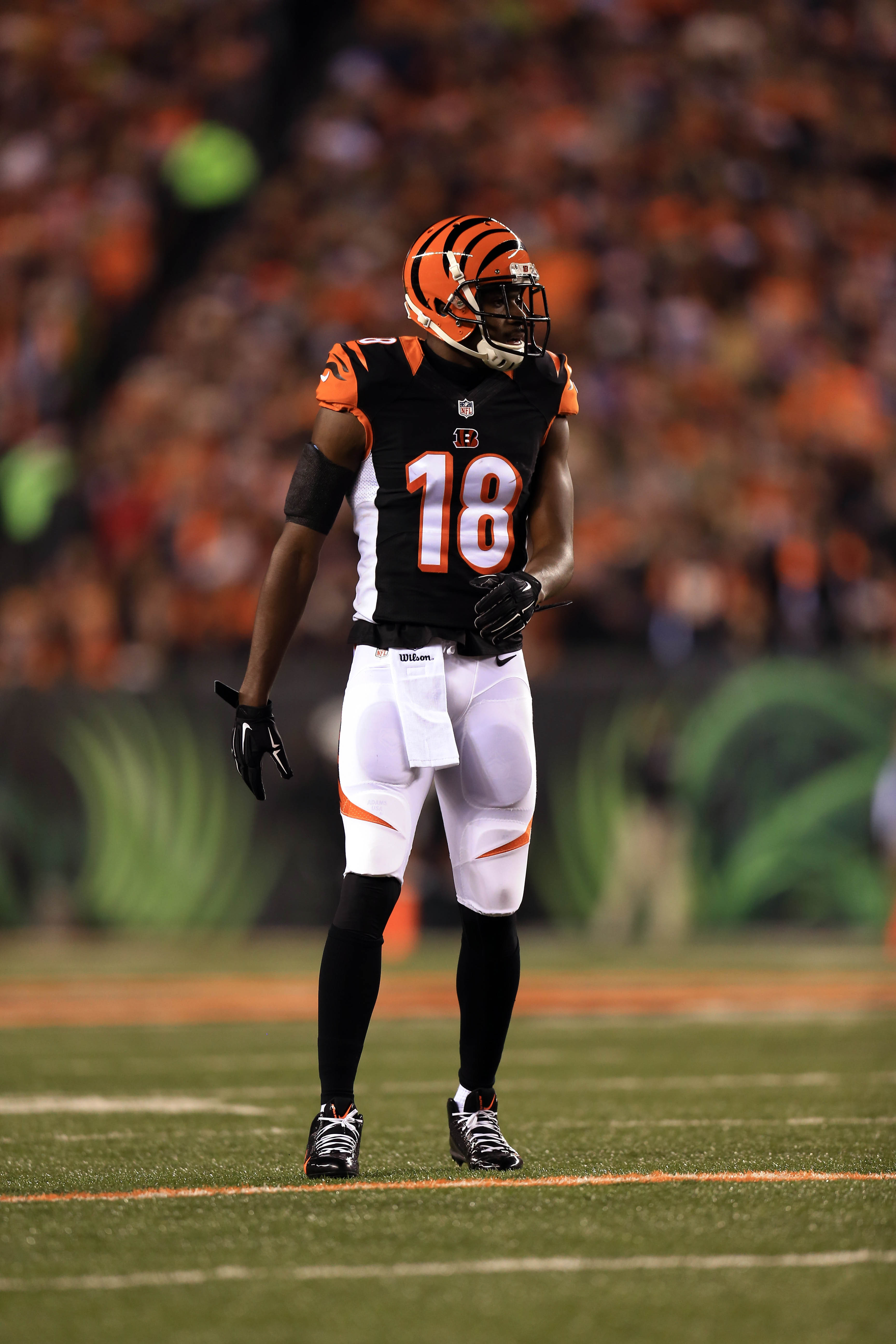 """Bengals WR A J Green Believed To Have """"Significant"""" Hamstring Tear"""