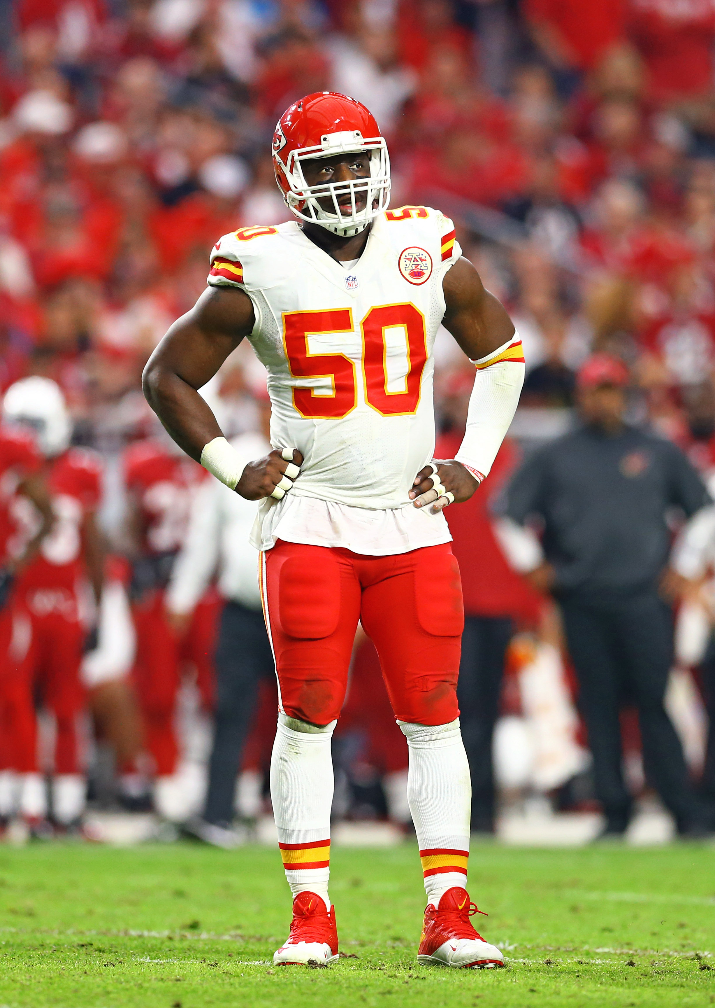 Chiefs Justin Houston Undergoes ACL Surgery