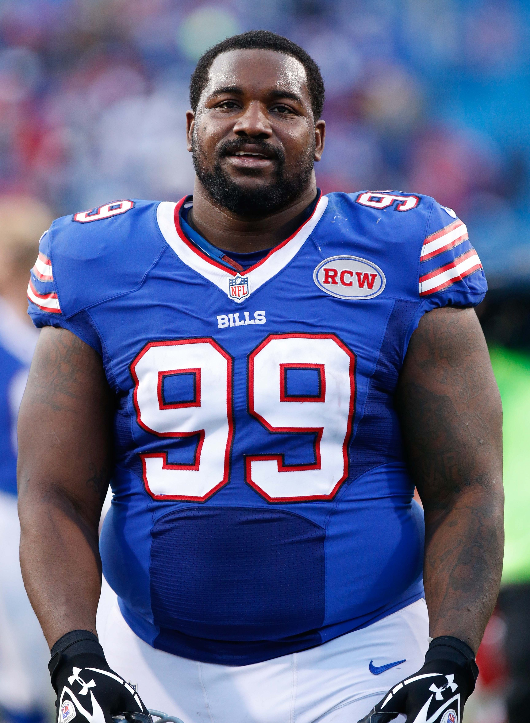 Jaguars To Acquire DT Marcell Dareus