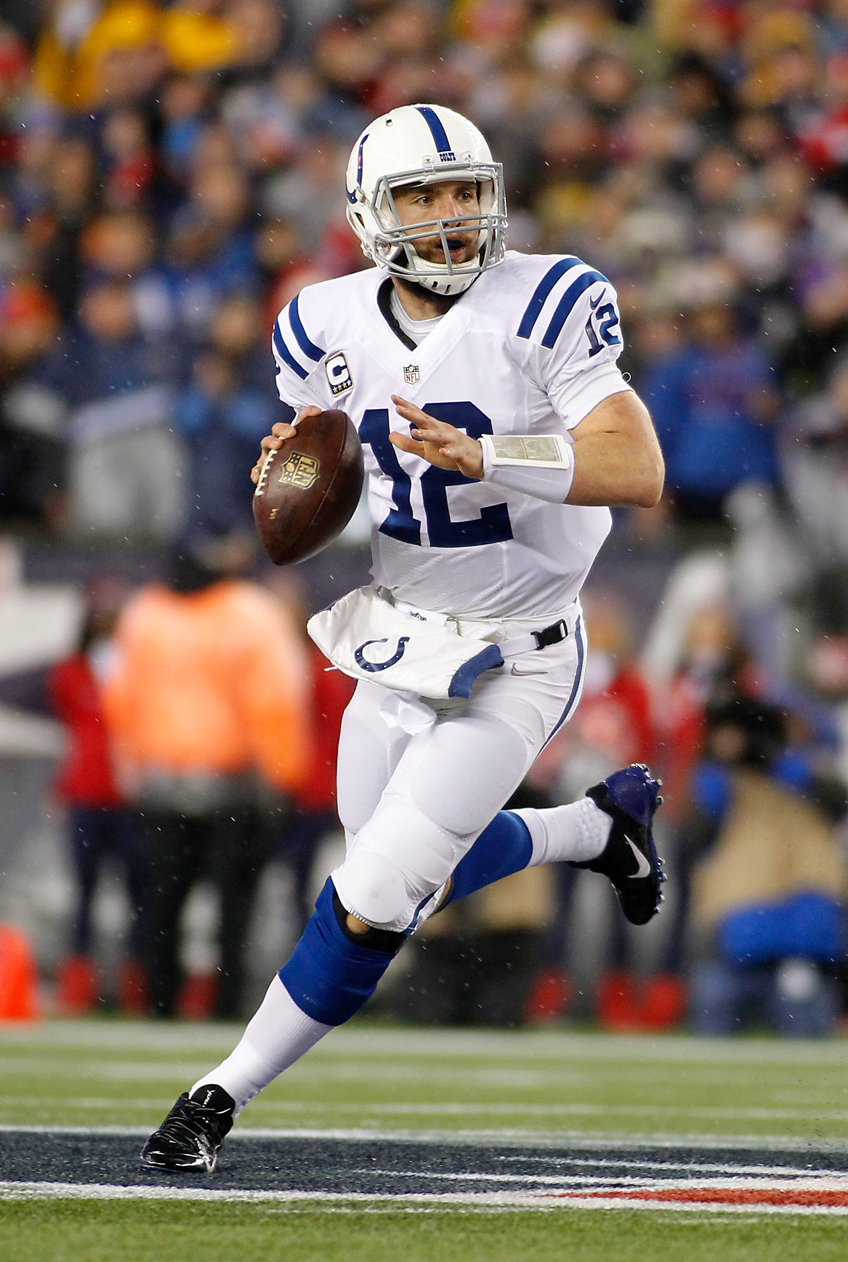 Andrew Luck To Miss Sunday s Game Against Cardinals