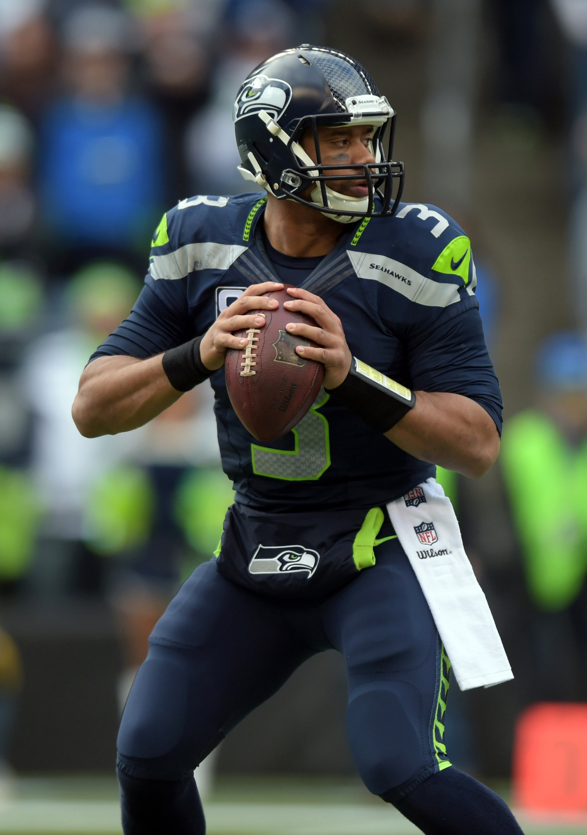 Seahawks QB Russell Wilson Reworks Contract