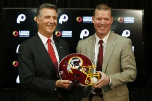 Bruce Allen / Scot McCloughan (Featured)