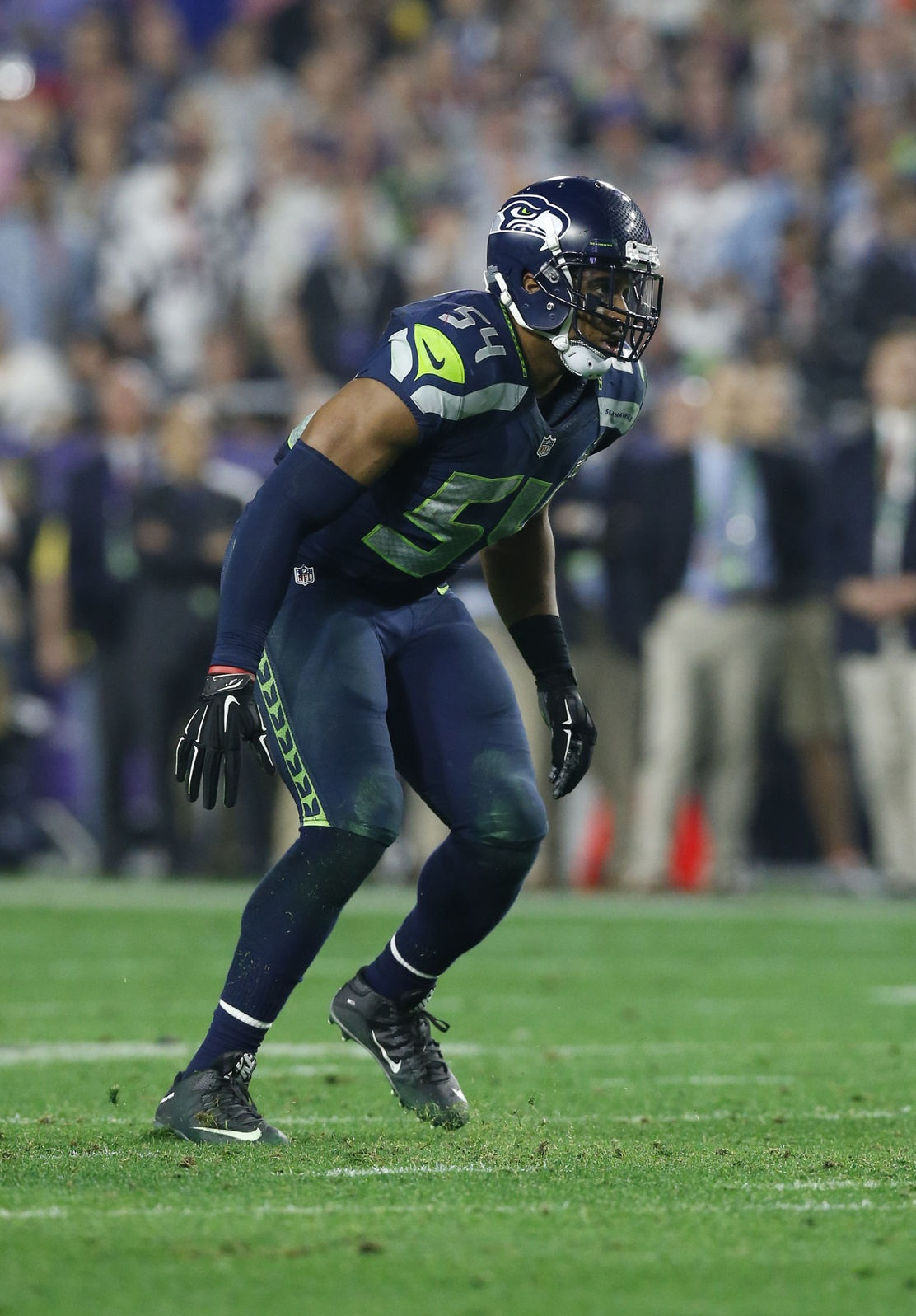 Seahawks Extend Bobby Wagner