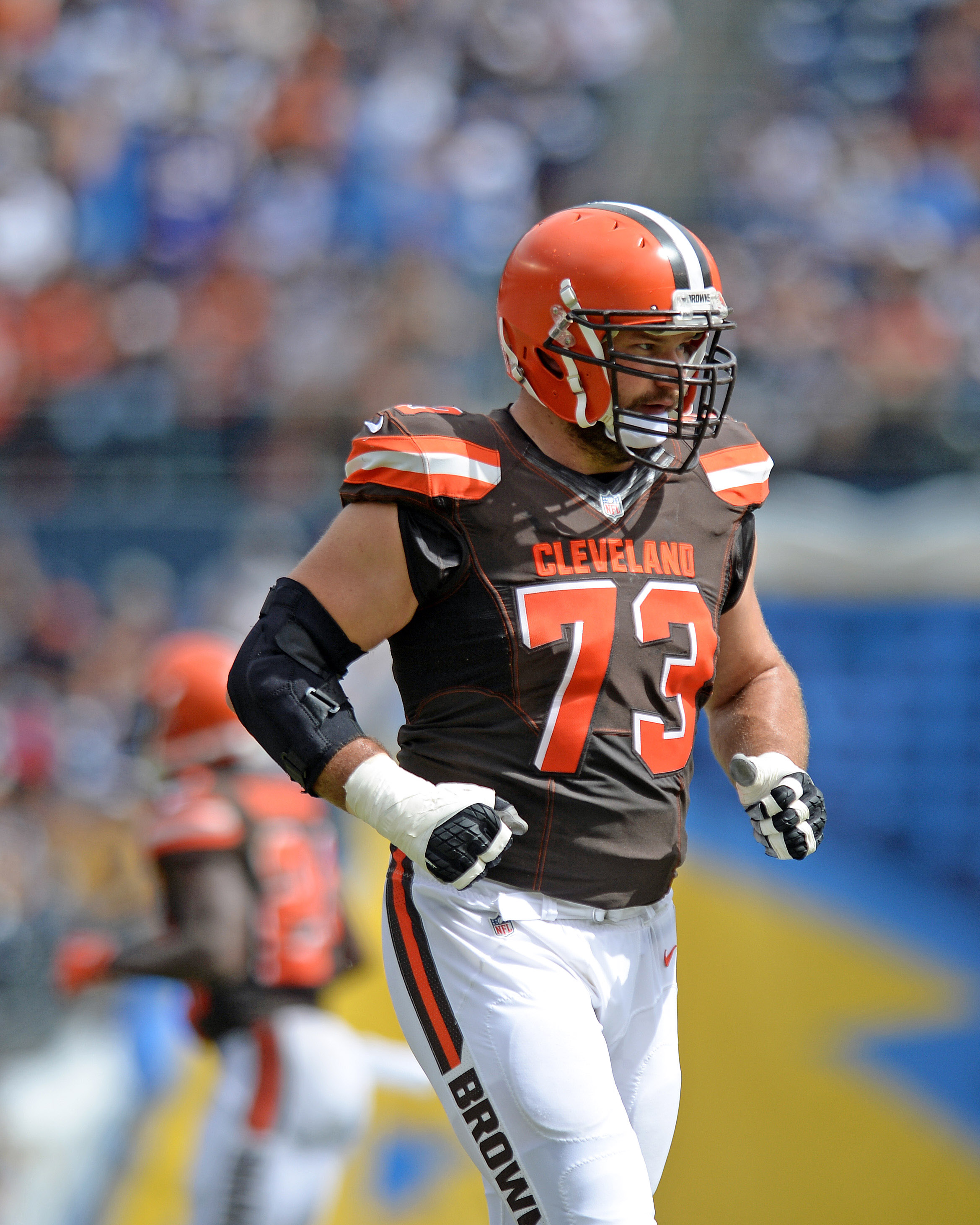 Browns LT Joe Thomas Wants To Evaluate New Coach, GM ...