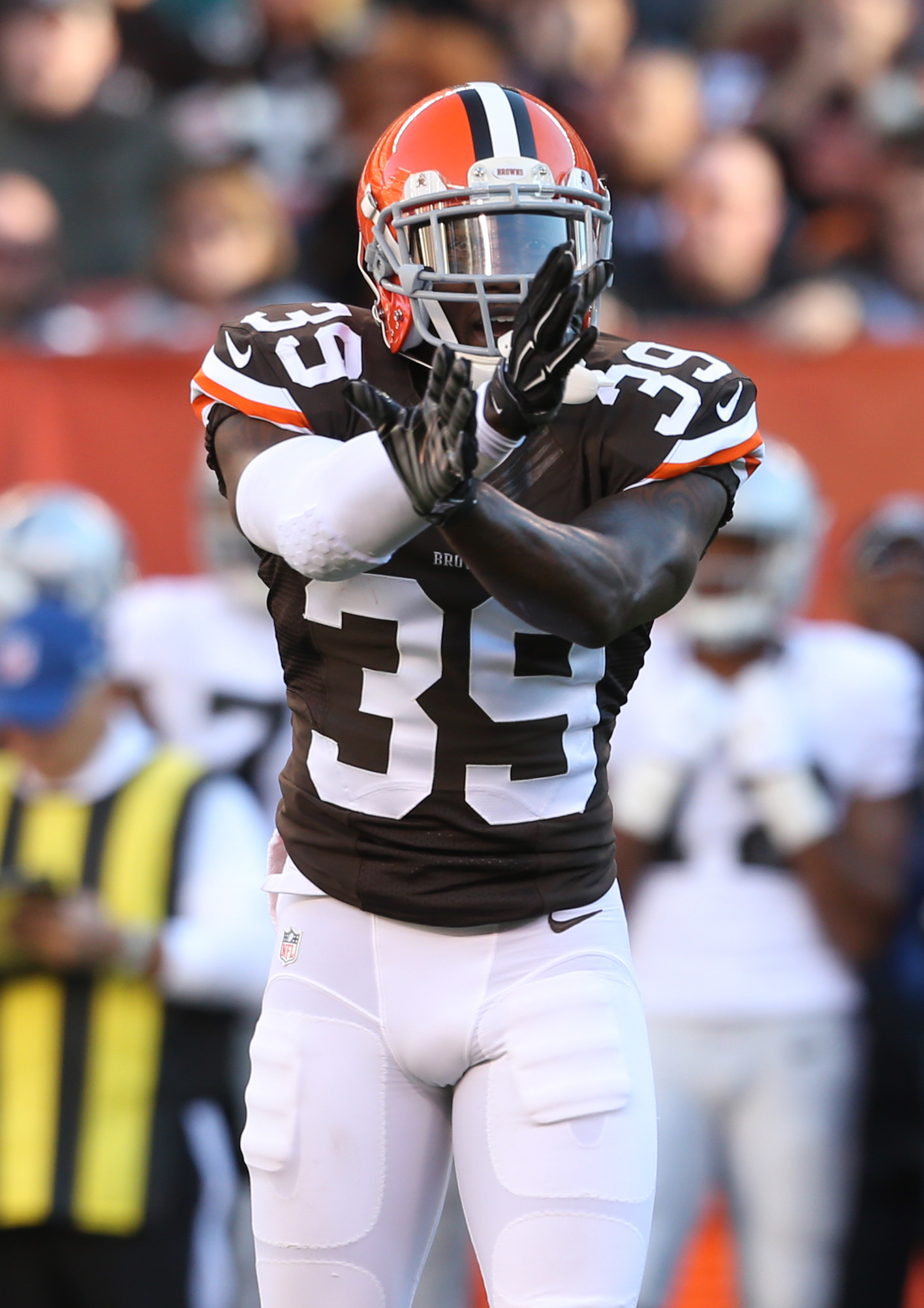 Tashaun Gipson Preparing To Move On From Browns