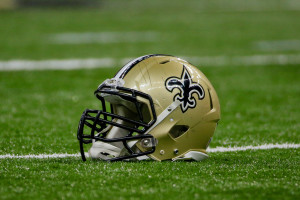 Saints general helmet (Featured)