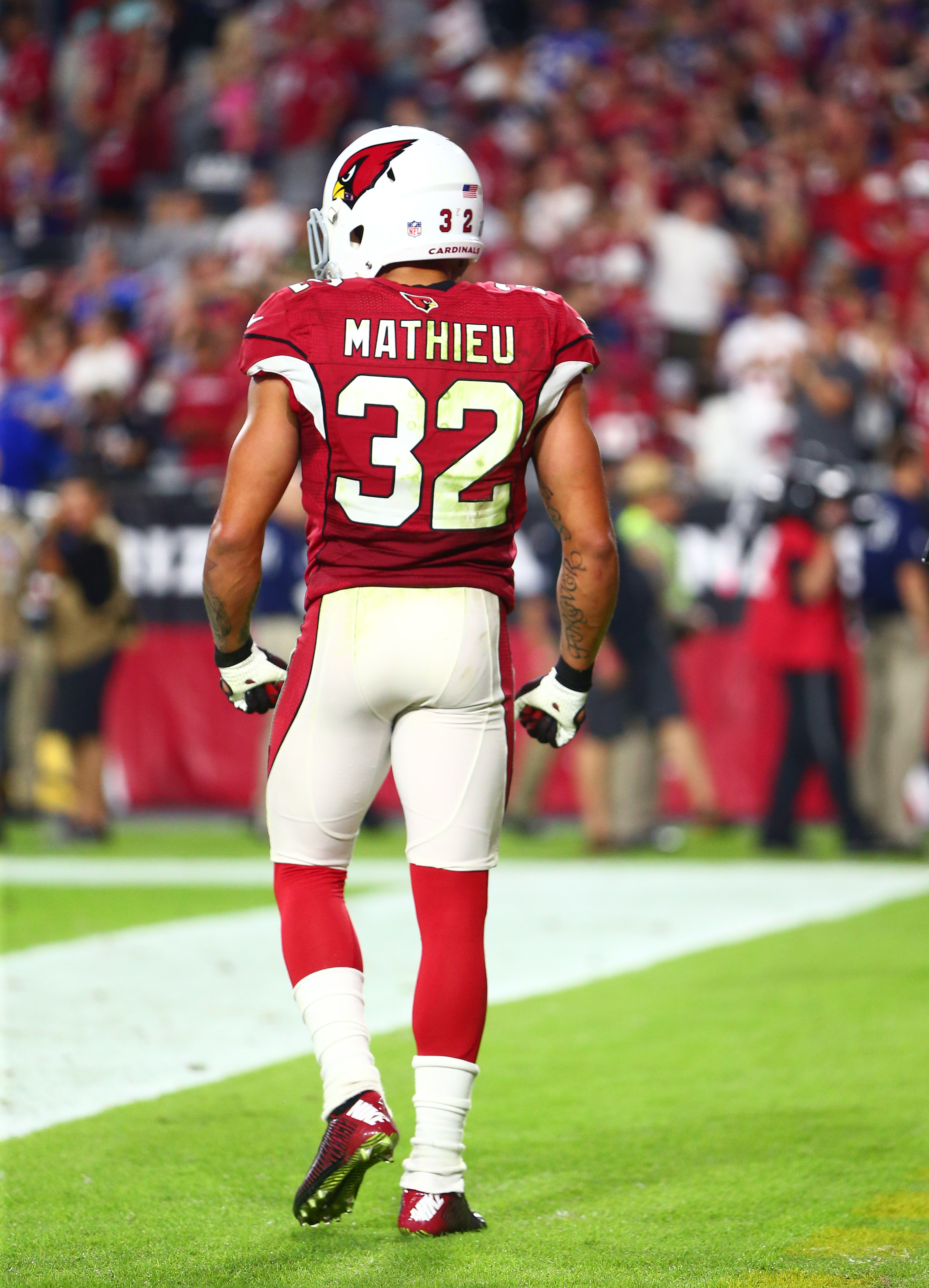 Tyrann Mathieu Cardinals Extension Talks Hold For Now