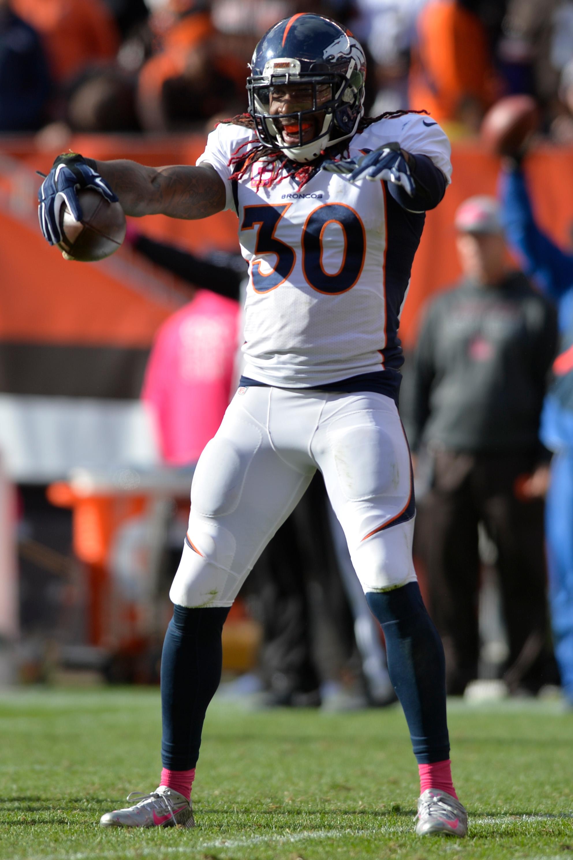David Bruton Wants To Return To Broncos