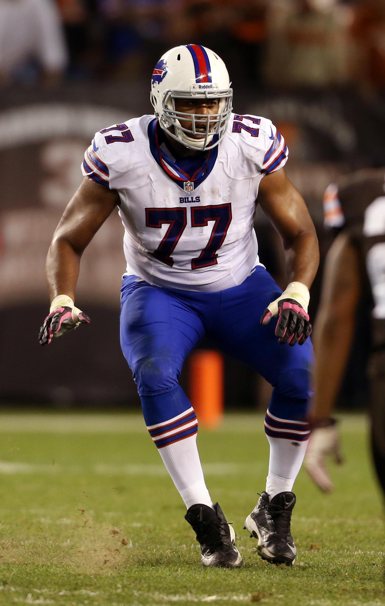 Cordy Glenn NFL Jersey