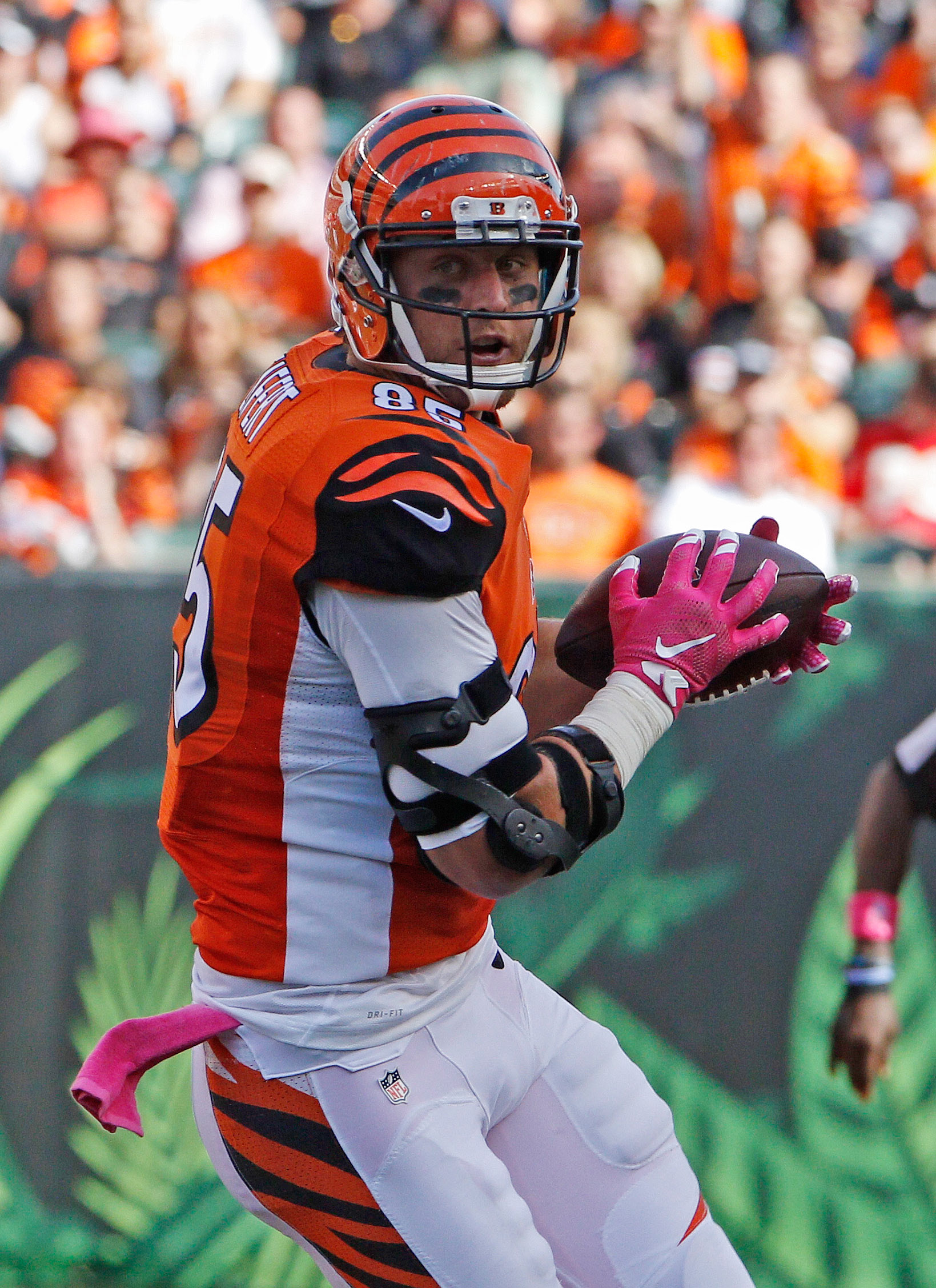 "Bengals TE Tyler Eifert To Miss ""Multiple Weeks"""