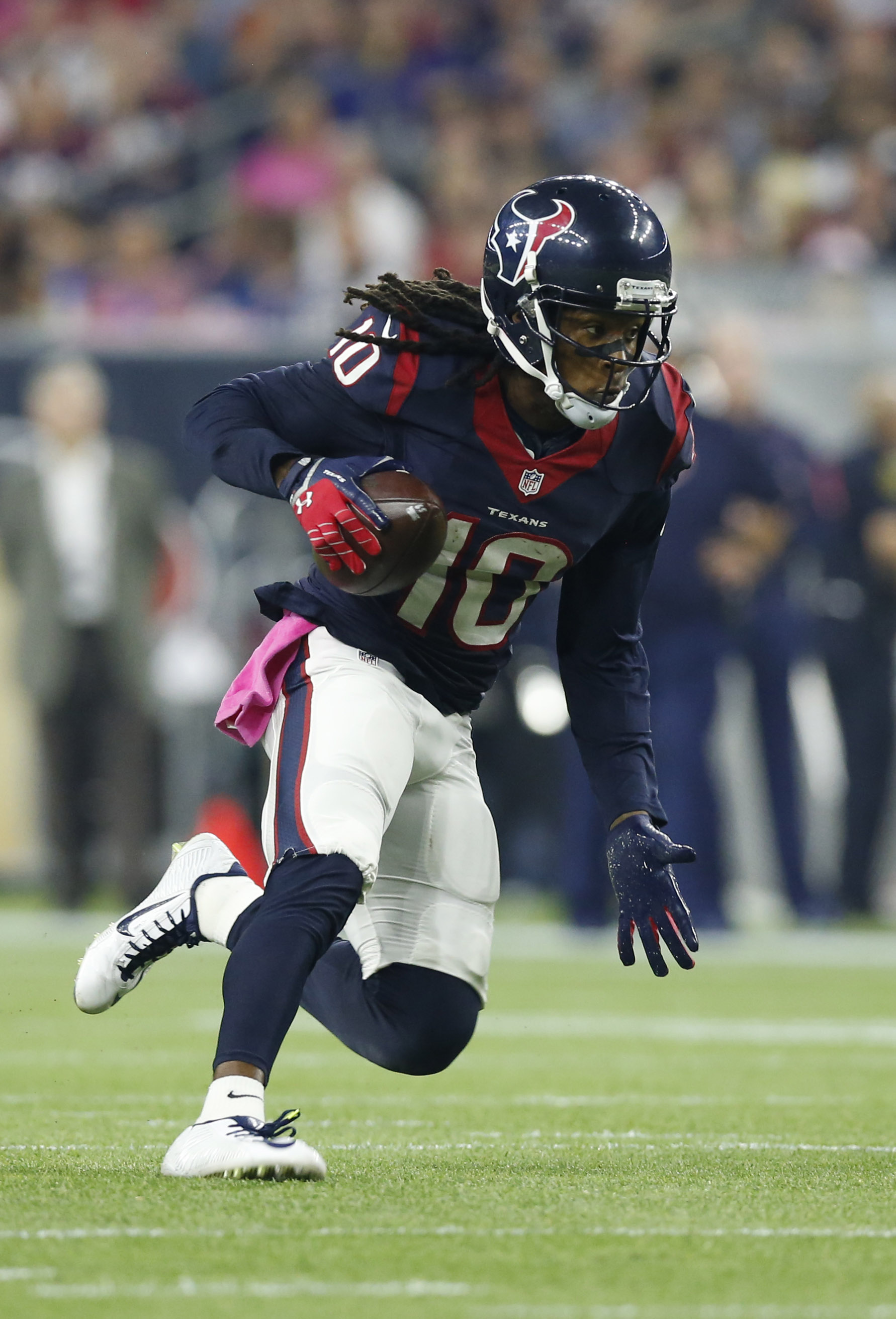 DeAndre Hopkins Wants To Spend Career With Texans