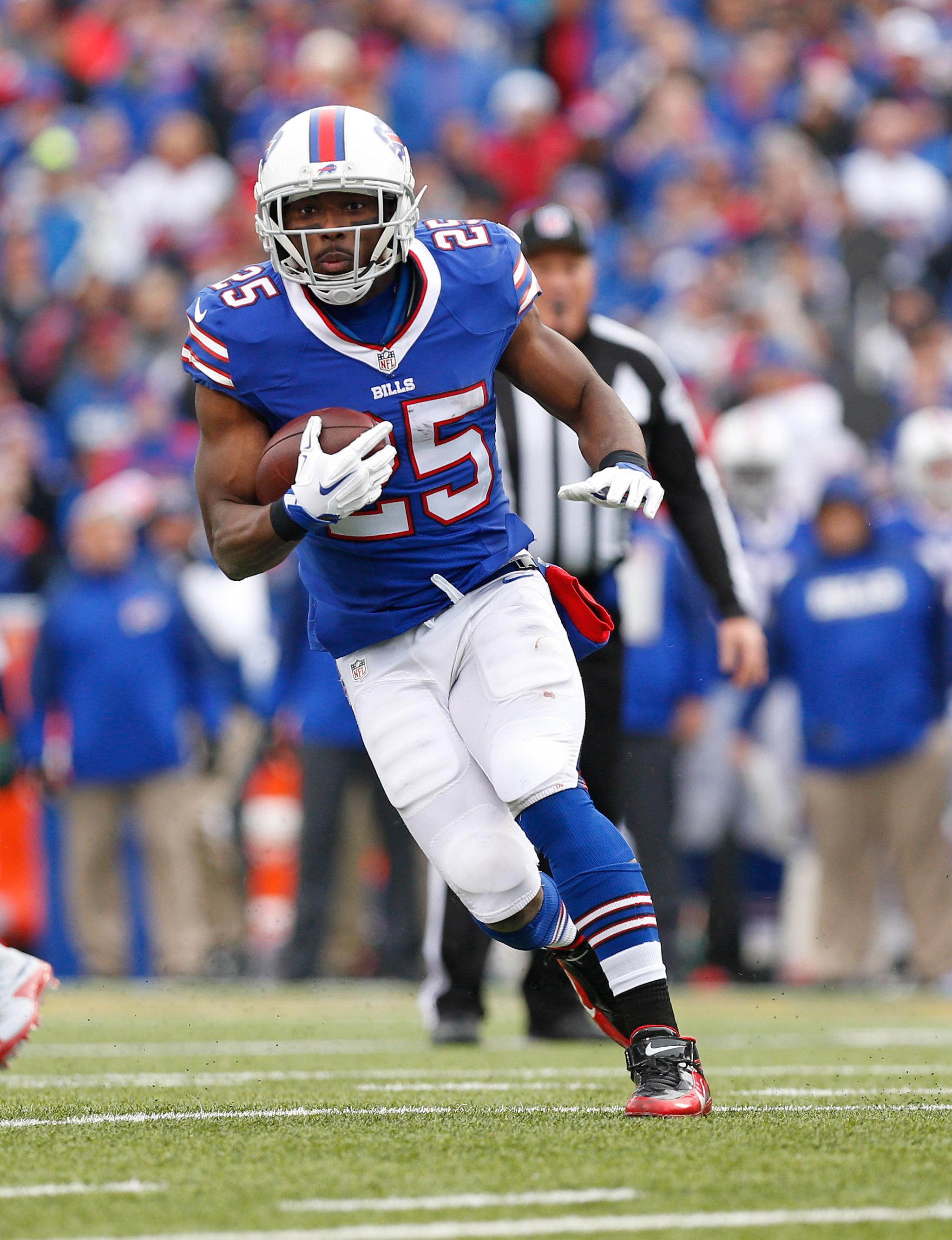 Bills Intend To Keep RB LeSean McCoy