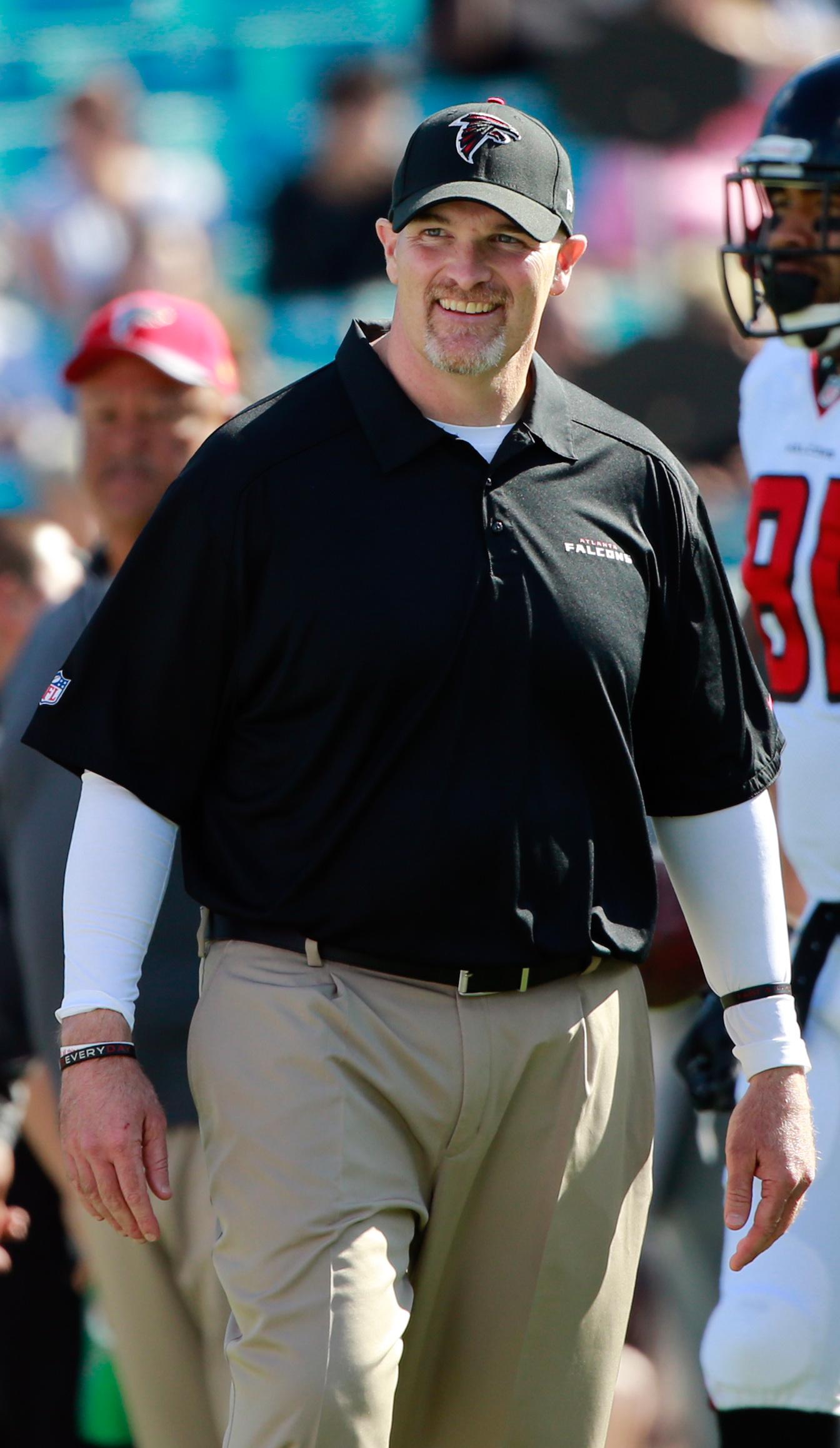 Falcons To Keep Dan Quinn Thomas Dimitroff