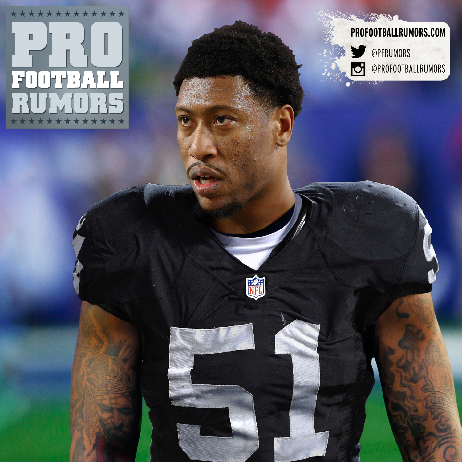 Raiders Sign Bruce Irvin To Four Year Deal