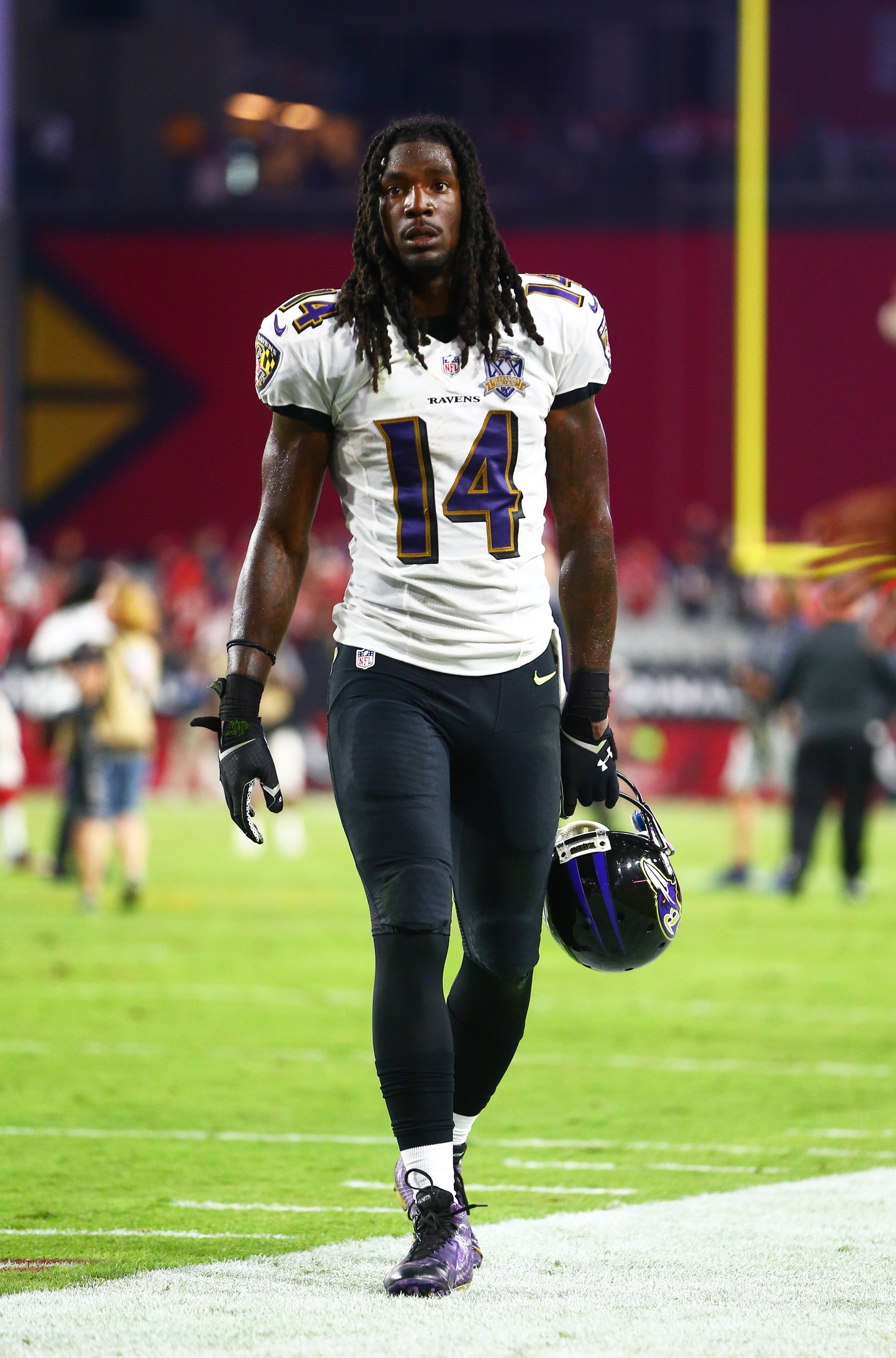 Bears To Sign WR Marlon Brown