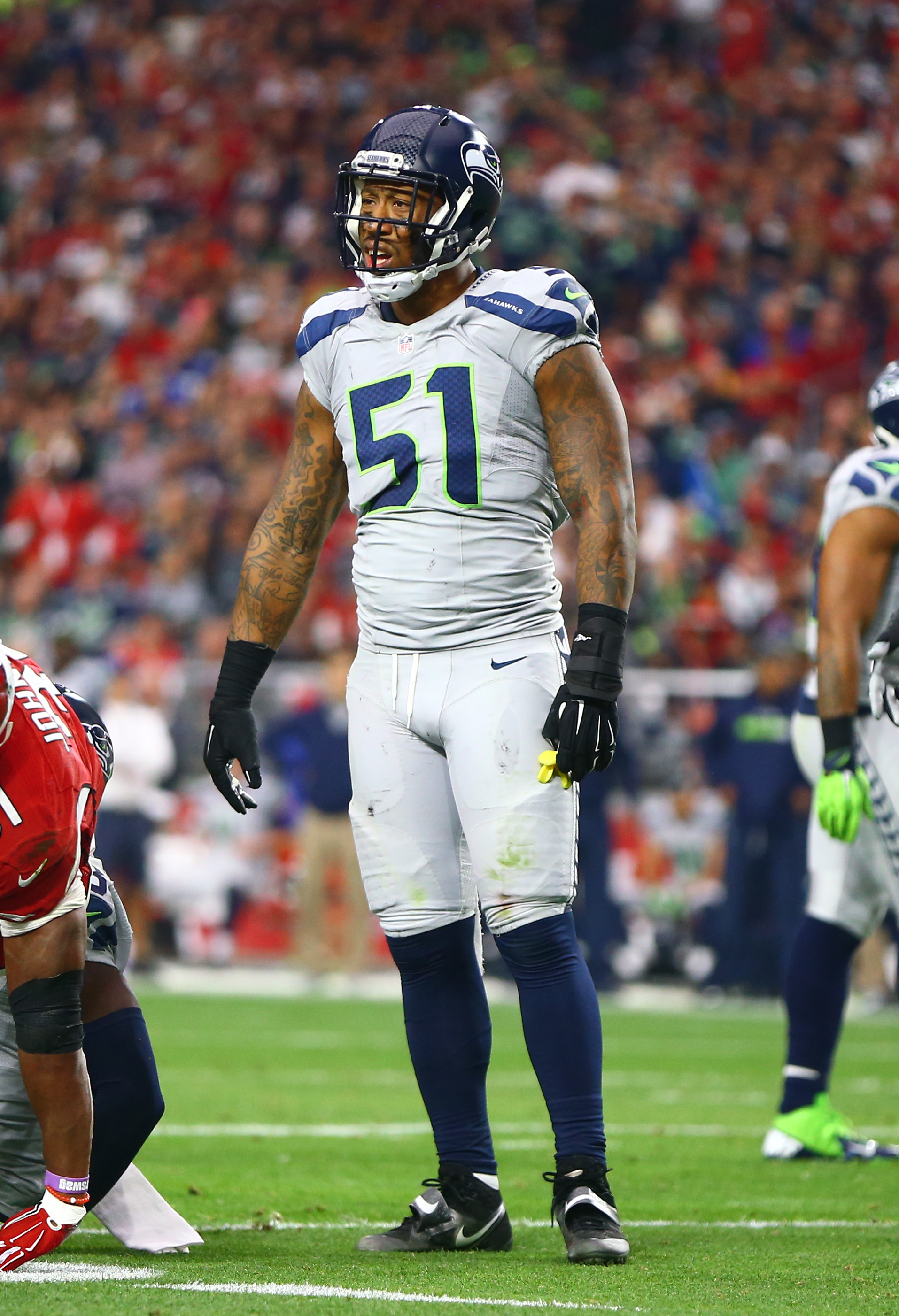 Bruce Irvin Pro Football Rumors