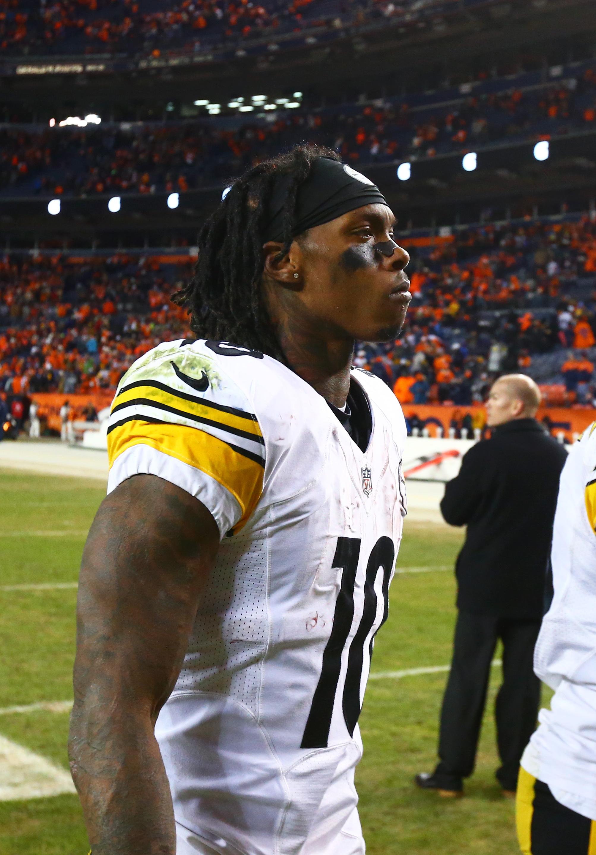 Steelers Martavis Bryant Won t Play This Week