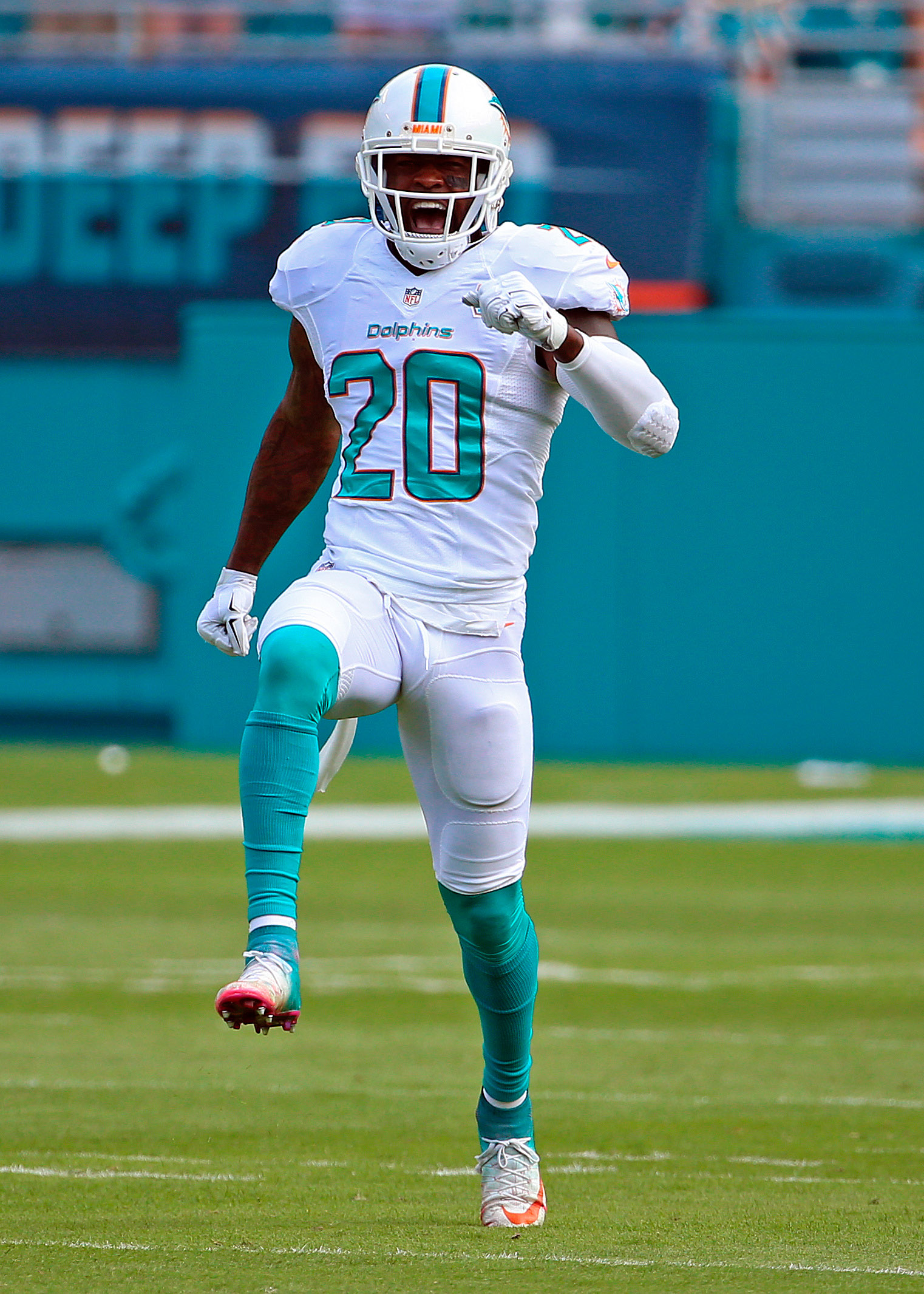 Dolphins Reshad Jones To Holdout Through Minicamp
