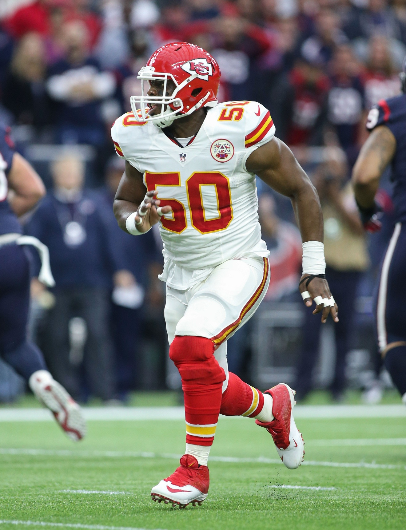 Chiefs Activate Justin Houston