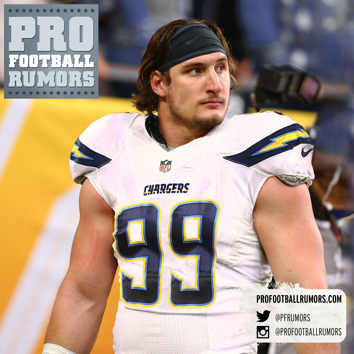 Chargers Deadline To Trade Joey Bosa Passes