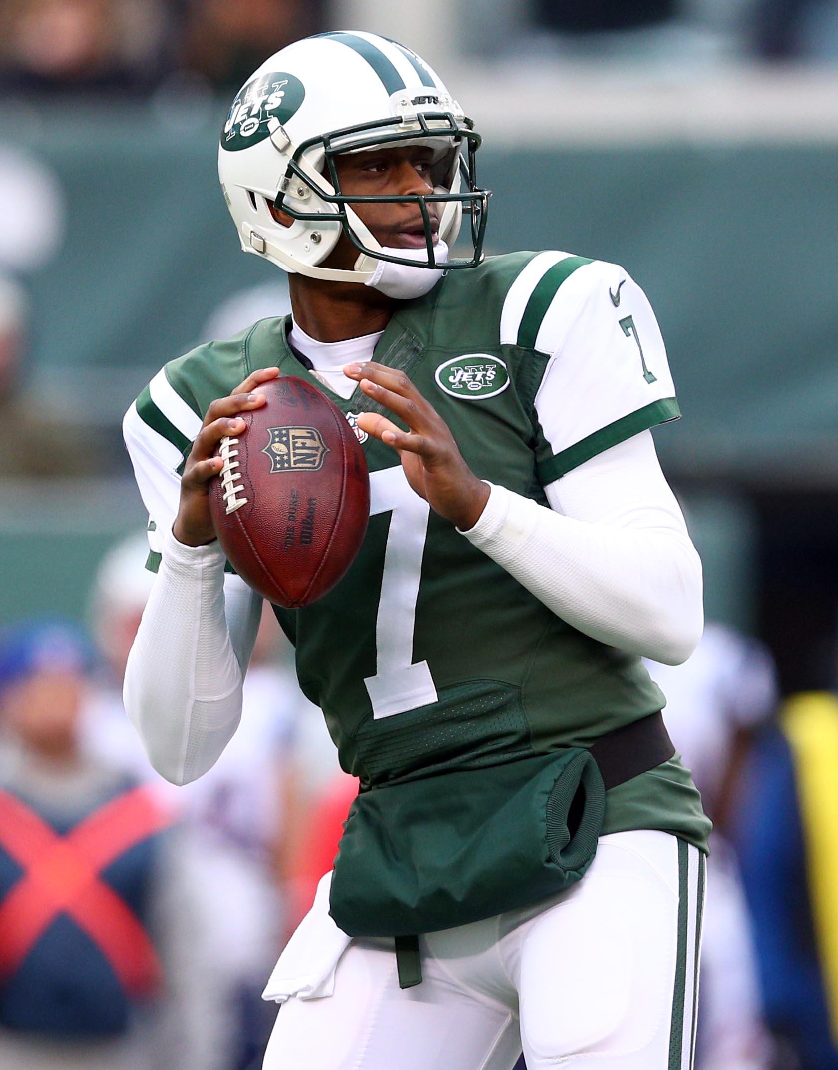 Jets To Start Geno Smith Bench Fitzpatrick