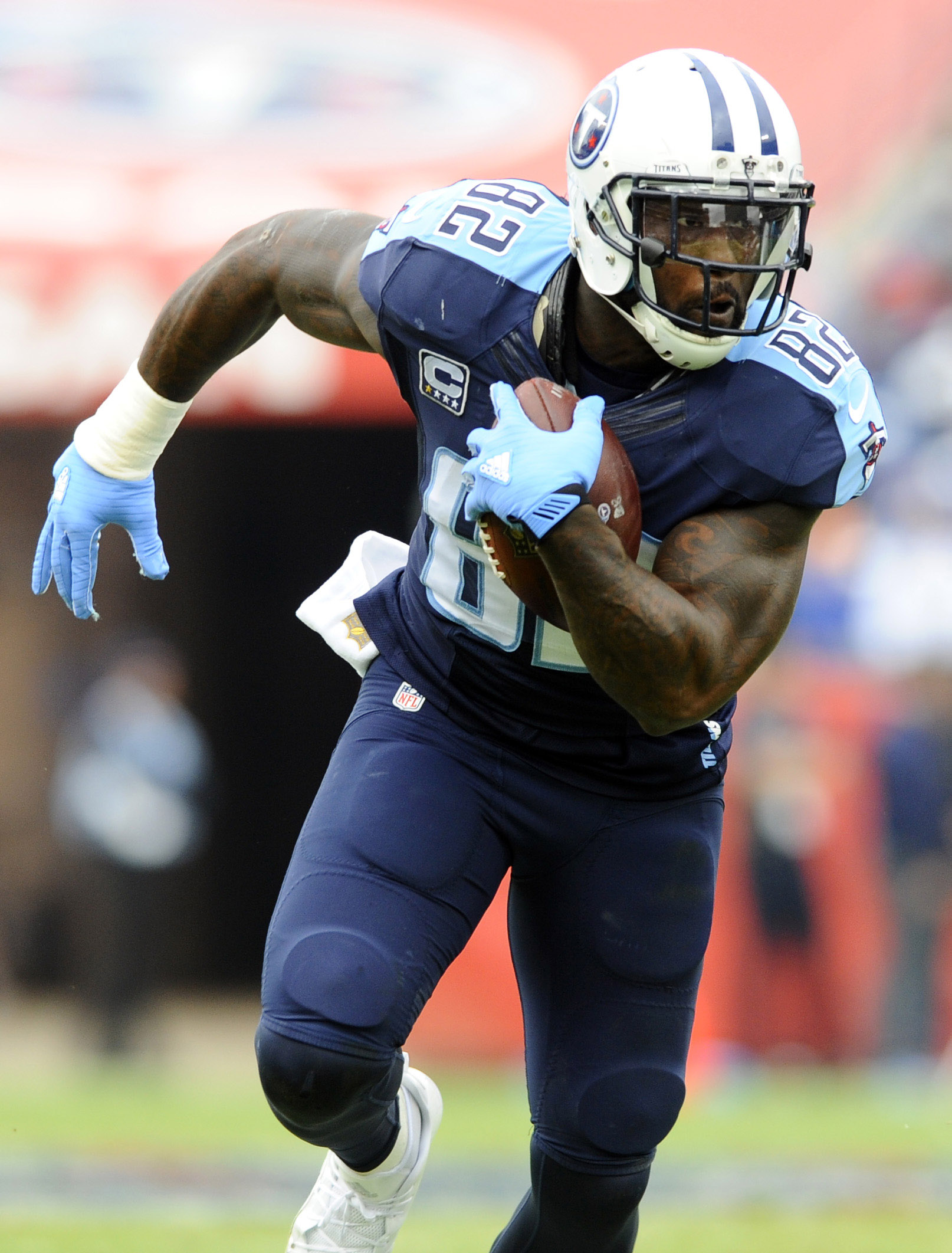 Titans Sign Delanie Walker To Extension