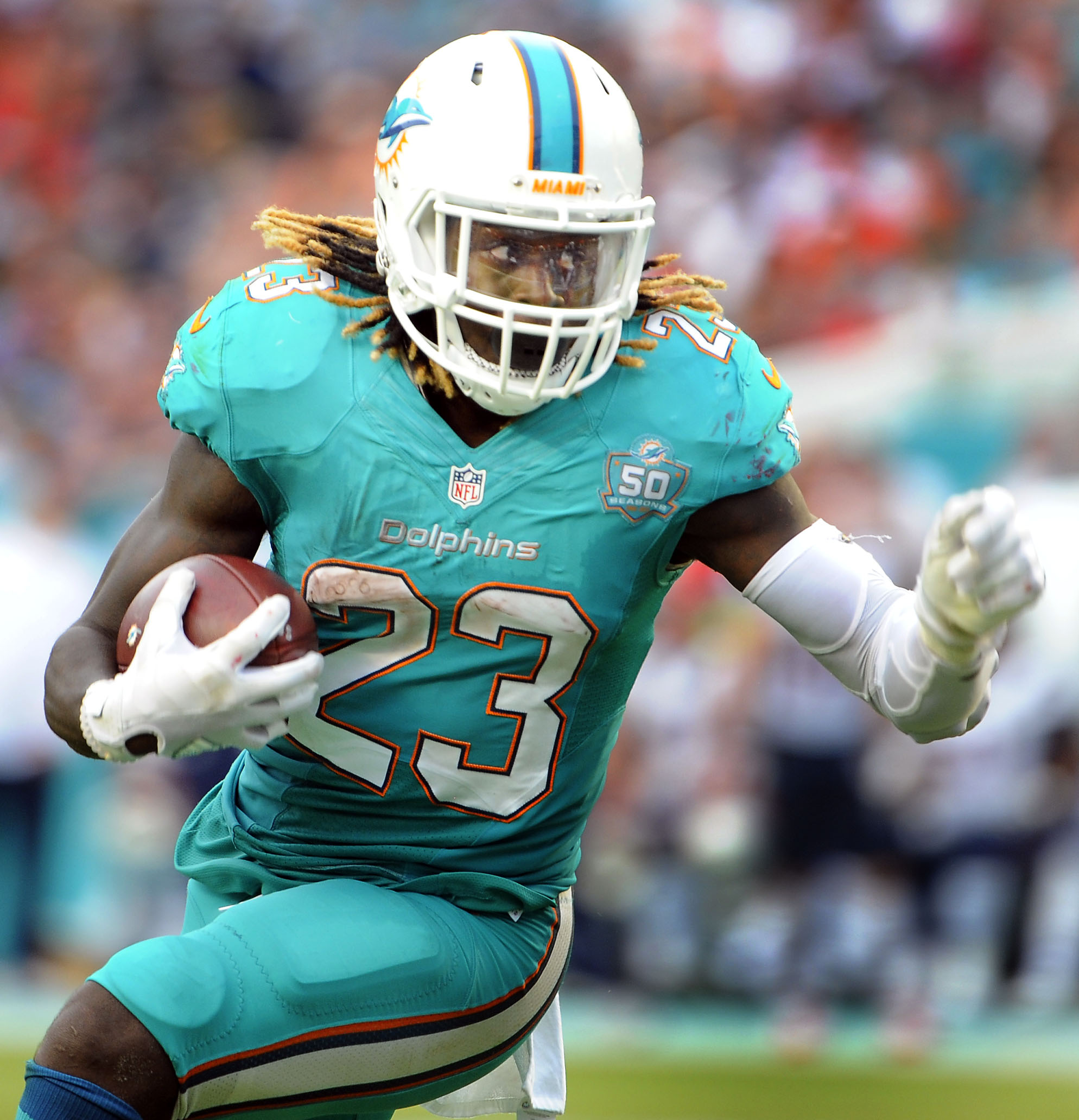 Dolphins Trade Jay Ajayi To Eagles