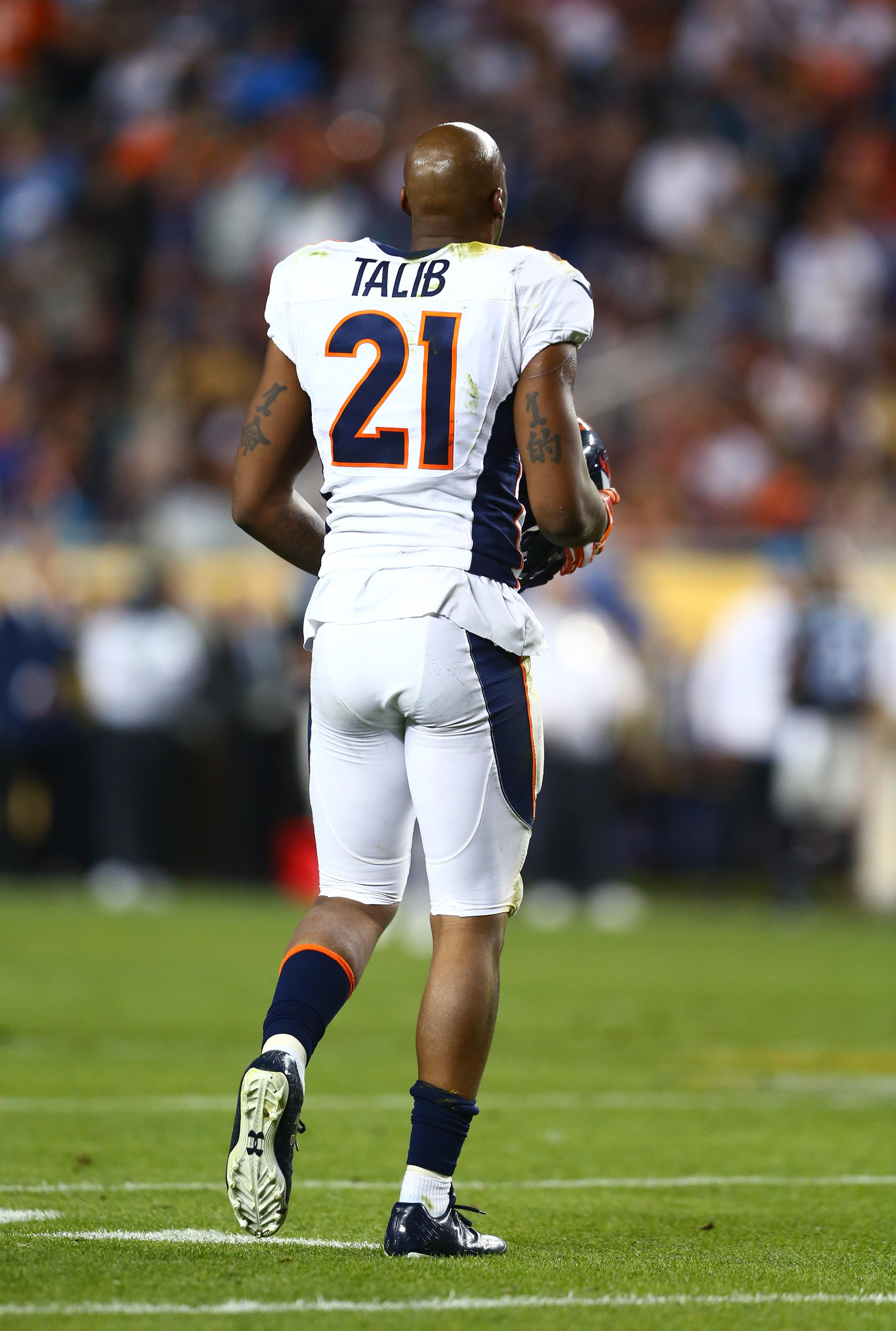 Broncos Make Aqib Talib Available