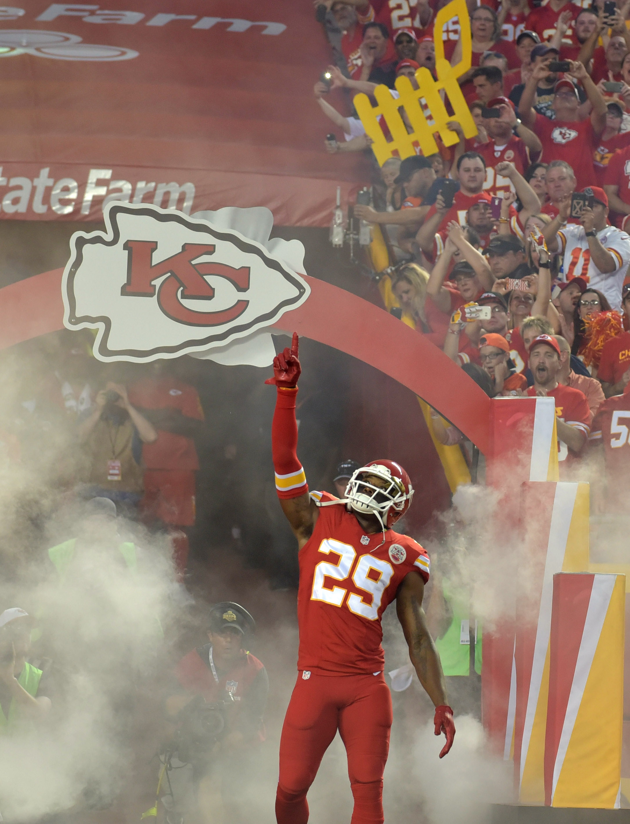 Chiefs Eric Berry Suffers Achilles Injury