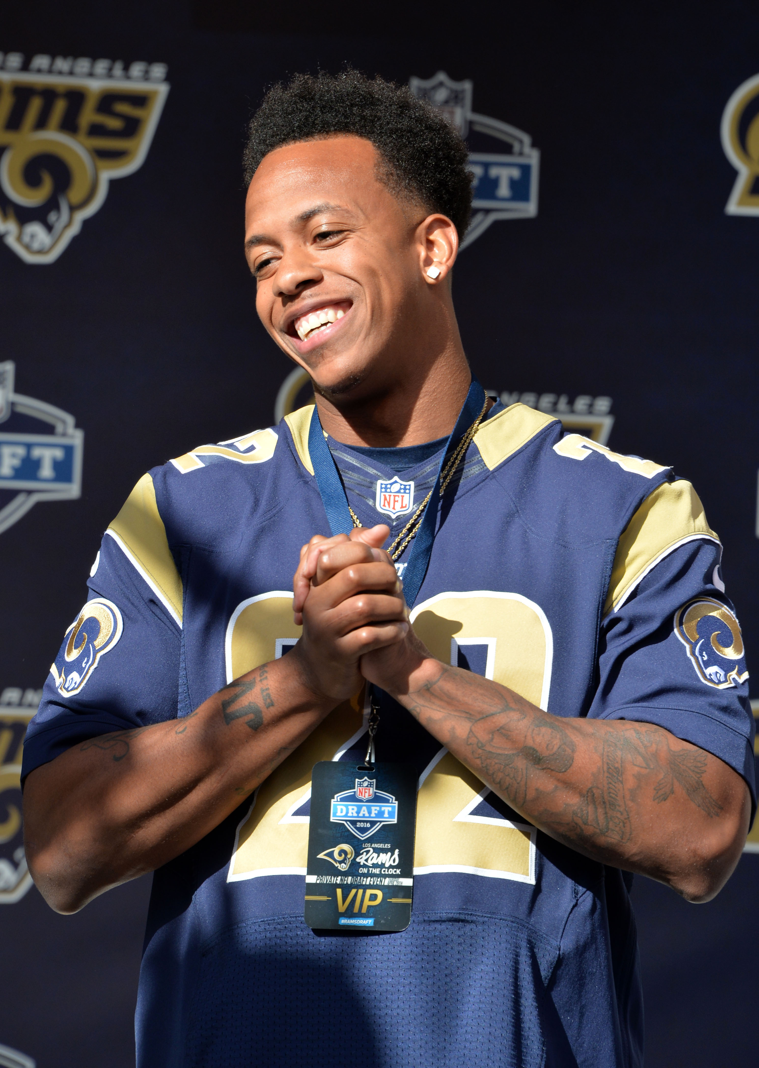 Rams Trumaine Johnson Won t Agree To Long Term Deal