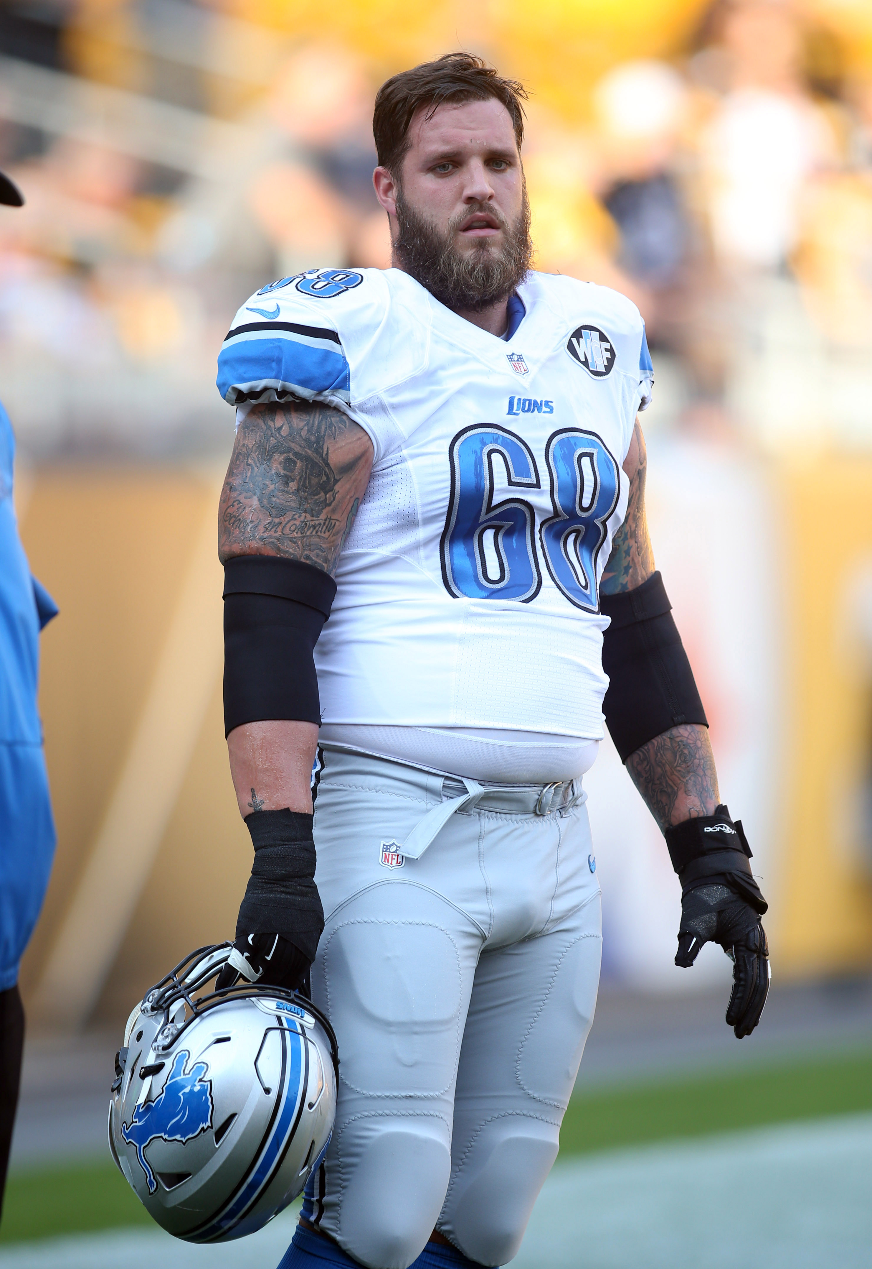 Lions, LT Taylor Decker Agree On Extension