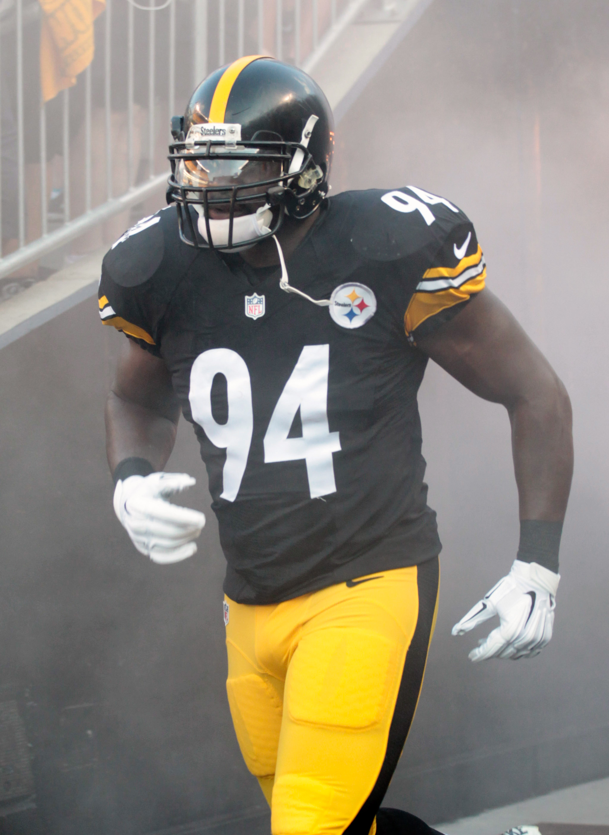 No Extension For Steelers' Lawrence Timmons