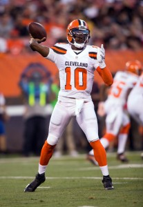 Robert Griffin III (Vertical)