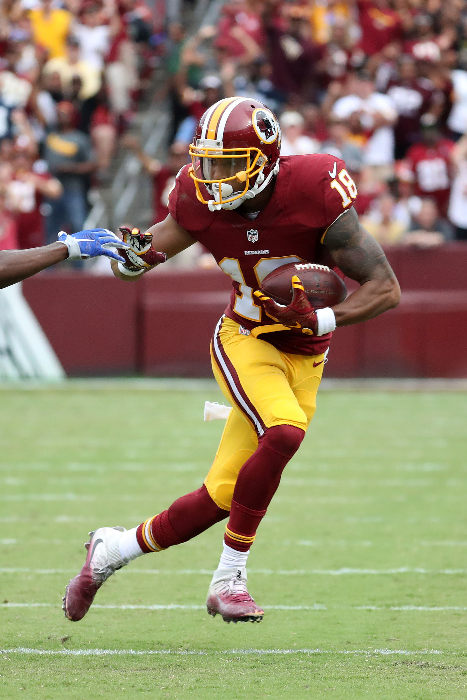 Josh Doctson - Pro Football Rumors