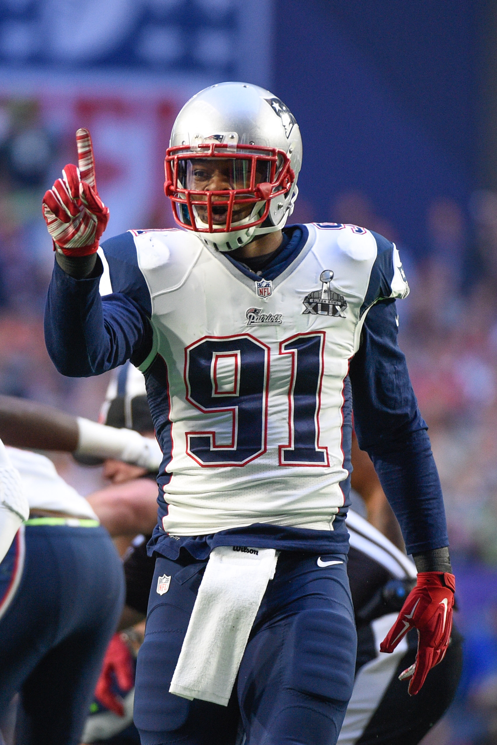 Jamie Collins Rejected $11MM/Year From Pats