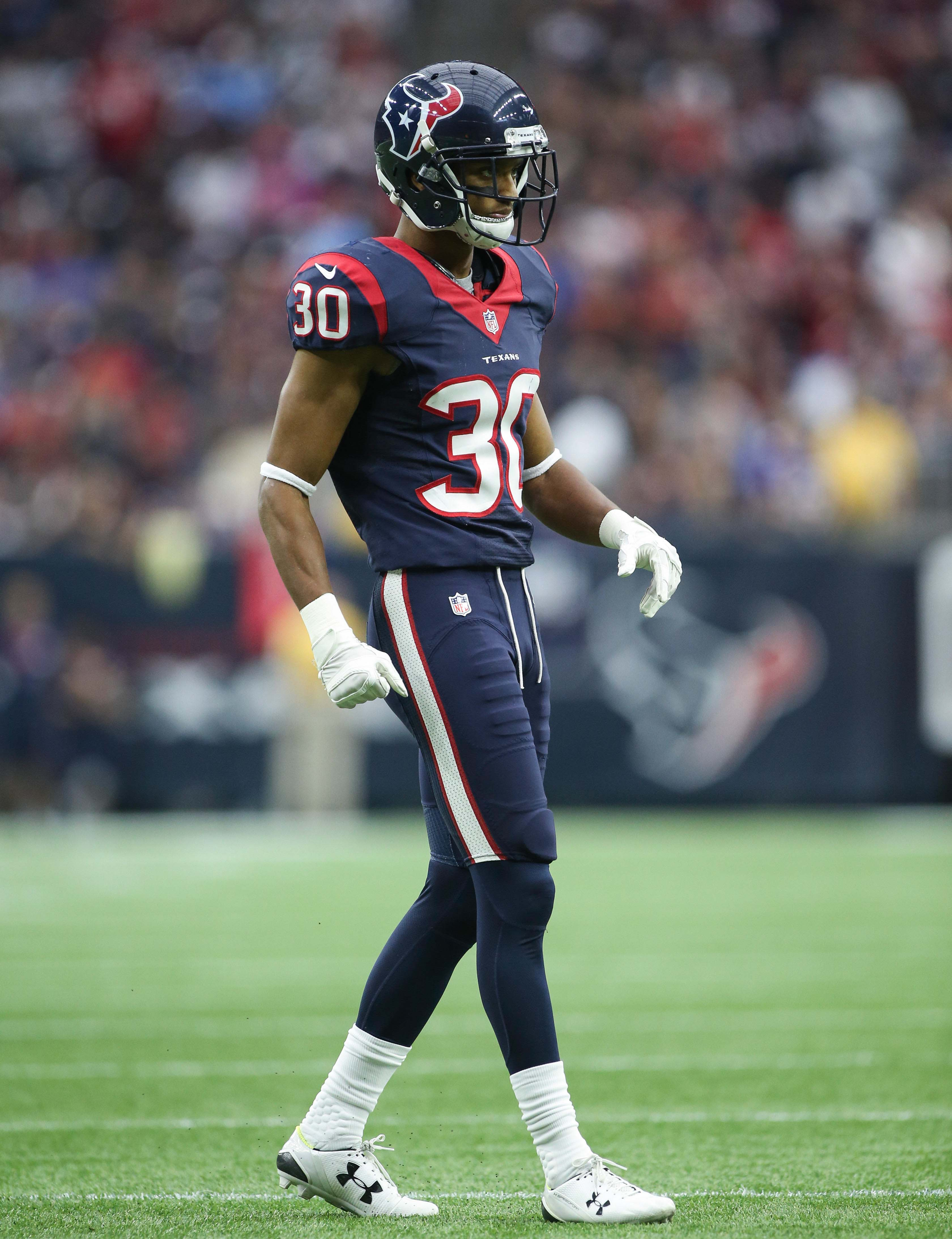 Texans Kevin Johnson Out 4 6 Weeks