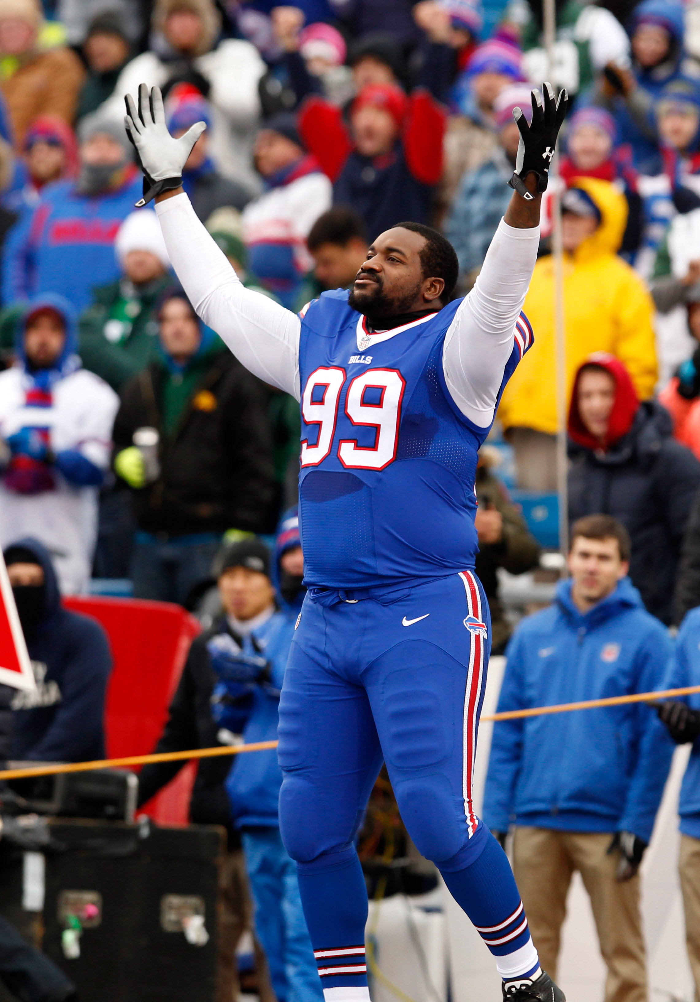 Latest Bills DT Marcell Dareus