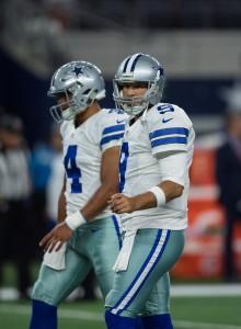 Tony Romo & Dak Prescott