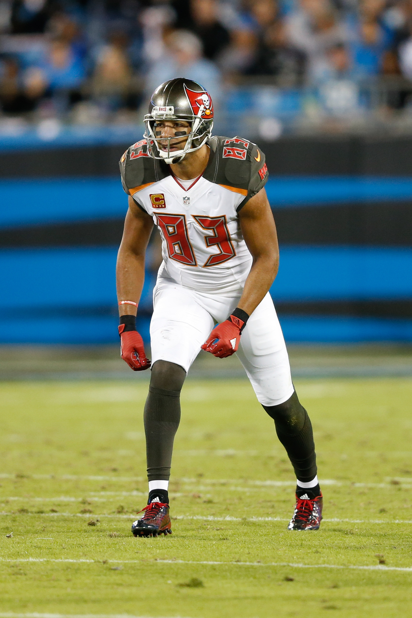 Vincent Jackson Buccaneers New Uniforms