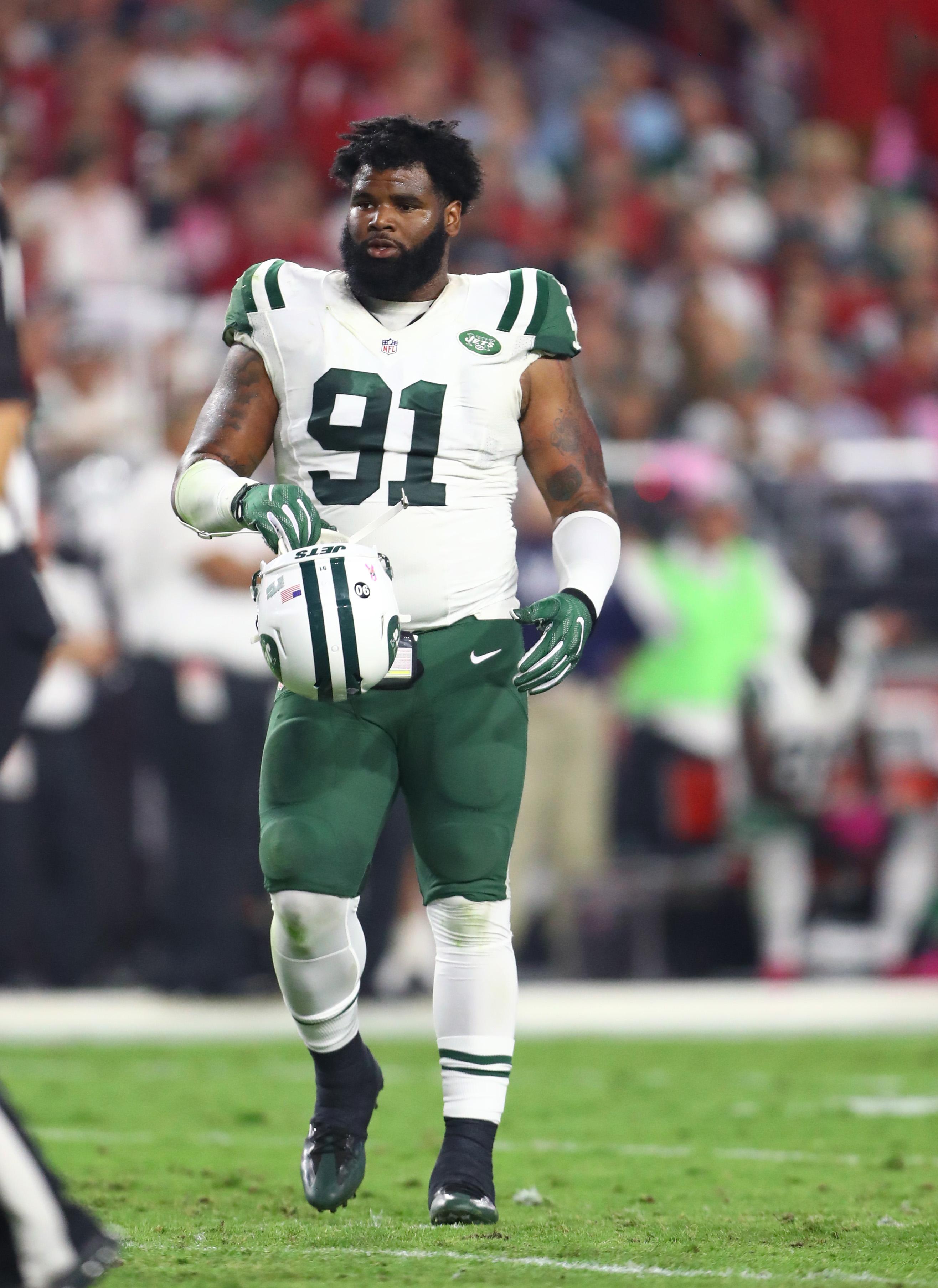 Jets Seahawks Swap Sheldon Richardson Jermaine Kearse