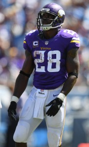 Adrian Peterson (vertical)